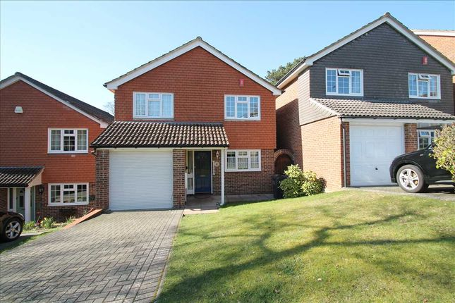 Thumbnail Detached house for sale in Copperfield Close, South Croydon