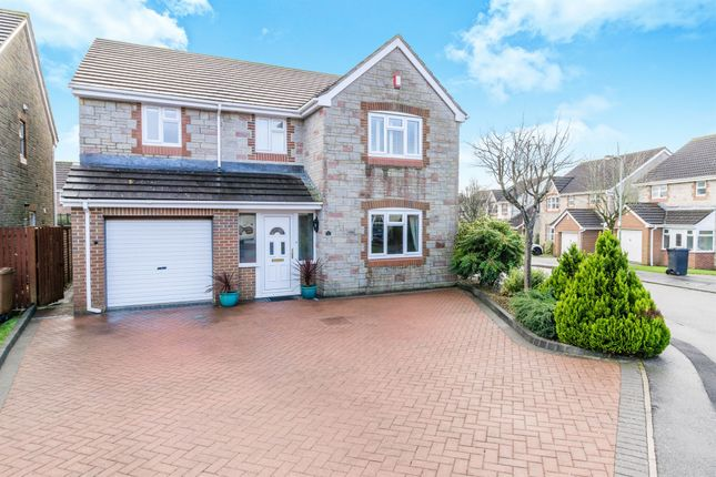 4 bed detached house for sale in Trinnaman Close, Ivybridge