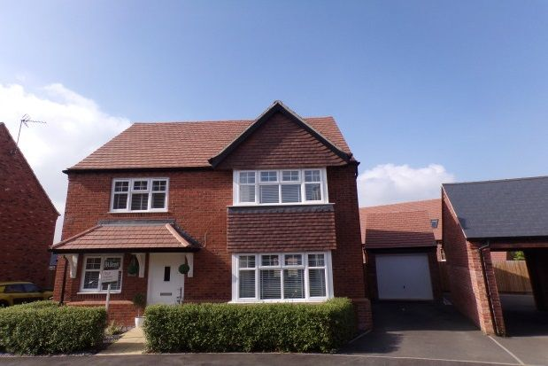 Thumbnail Detached house to rent in Otters Holt, Bishopton, Stratford-Upon-Avon