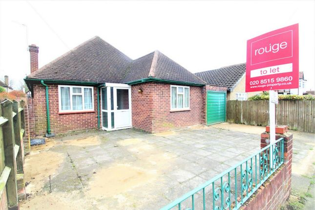 Thumbnail Detached bungalow to rent in Hawthorne Avenue, Ruislip, Middlesex