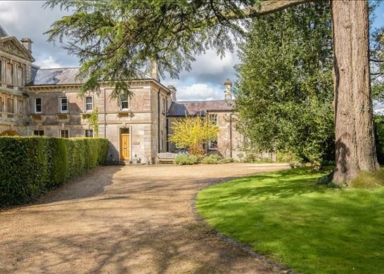 Thumbnail Terraced house for sale in Moor Court, Rodborough Common, Gloucestershire