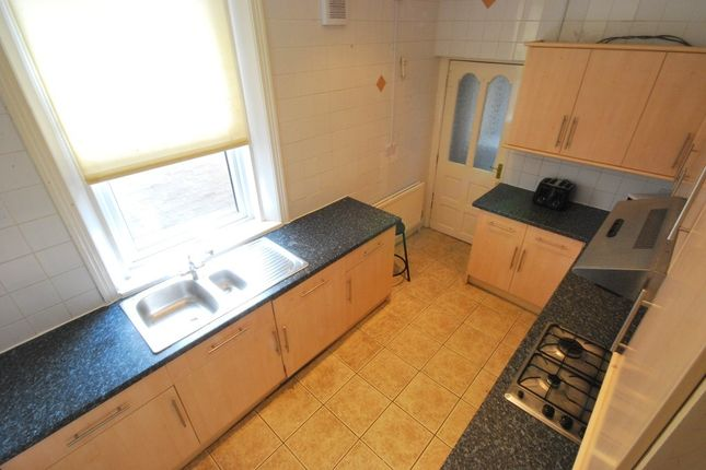Thumbnail Semi-detached house to rent in Albury Road, Newcastle Upon Tyne
