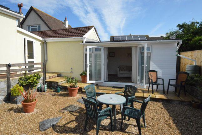 Thumbnail Semi-detached bungalow to rent in Church Road, Barton, Torquay