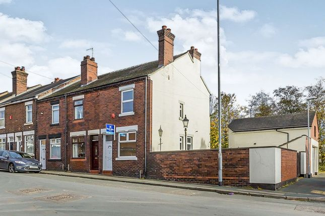 Thumbnail Terraced house for sale in Duke Street, Fenton, Stoke-On-Trent