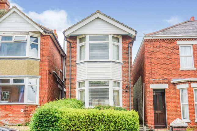 Thumbnail Detached house for sale in Broadlands Road, Southampton