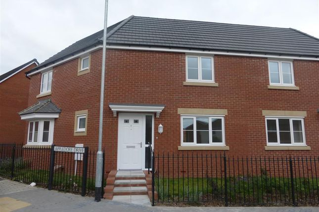 Thumbnail Property to rent in Appledore Drive, Bridgwater