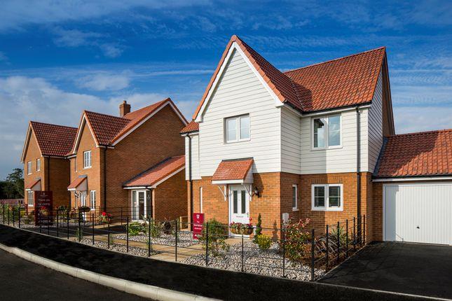 Thumbnail Detached house for sale in Crocus Fields, Little Walden Road, Saffron Walden
