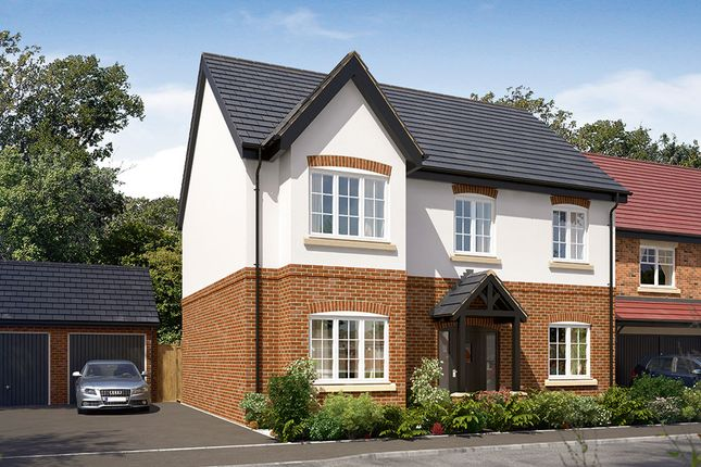 "Thumbnail Detached house for sale in ""The Durham"" at Wingfield Road, Alfreton"