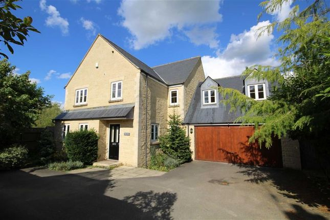Thumbnail Detached house to rent in Witts Lane, Purton, Wiltshire