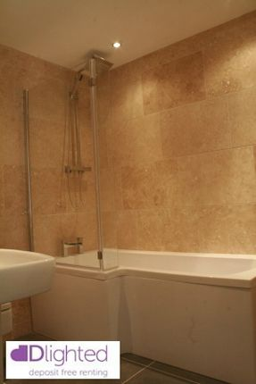 Bathroom of Esplanade, Whitley Bay NE26