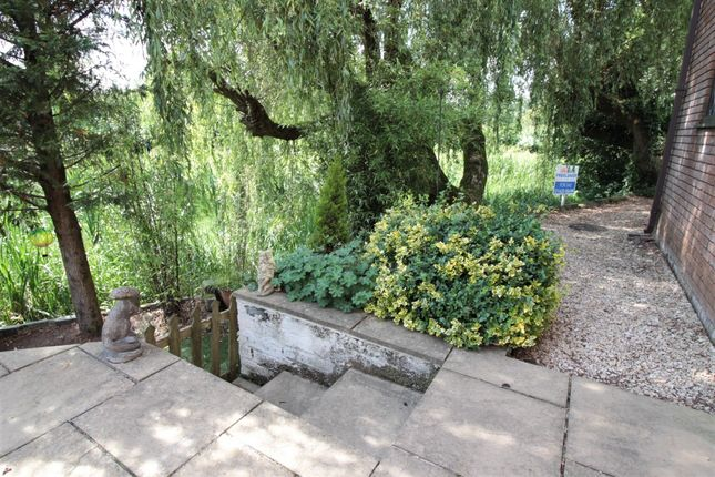 Steps To Canal of Moxon Road, Malpas, Newport NP20