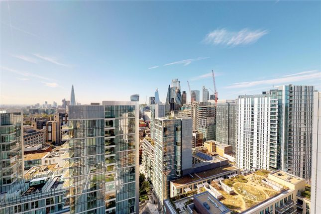 Thumbnail 2 bed flat for sale in Cassia House, London