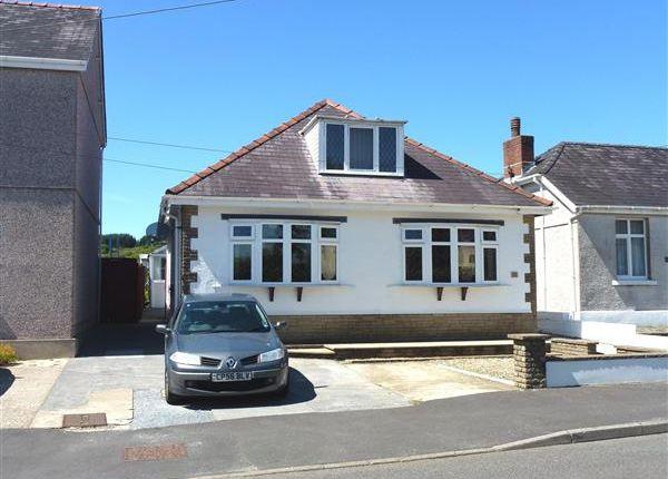 Thumbnail Detached bungalow for sale in Llandeilo Road, Gorslas, Llanelli