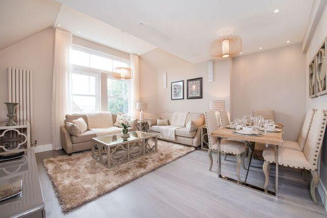 Thumbnail Duplex to rent in Fitzjohn Avenue, Hampstead