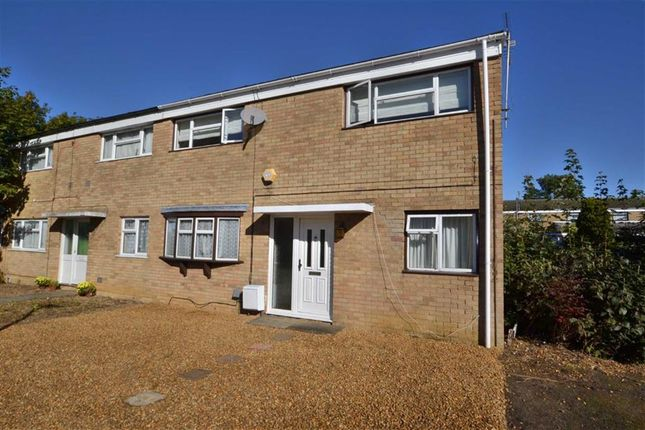Thumbnail End terrace house to rent in Ripon Road, Stevenage, Herts