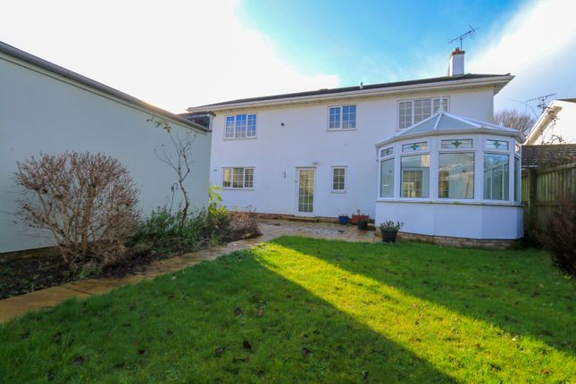 Rear Of Property of Parkelands, Bovey Tracey, Newton Abbot TQ13