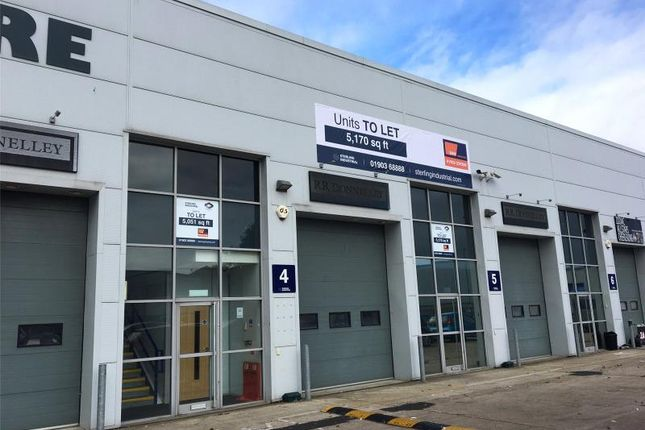 Thumbnail Office to let in Unit 4, Chartwell Business Centre, Chartwell Road, Lancing