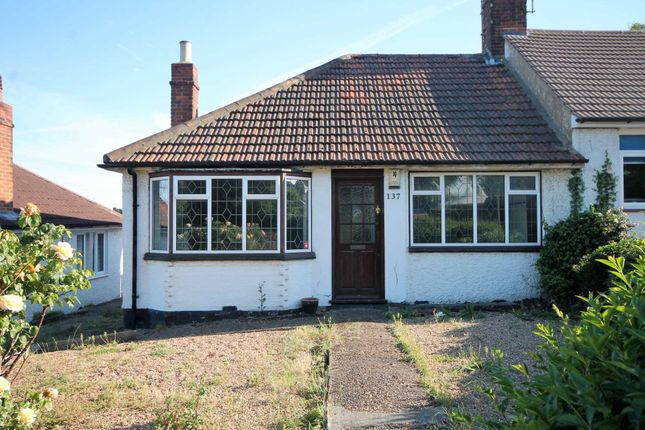 Thumbnail Bungalow for sale in Erith Road, Belvedere