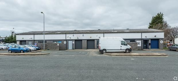 Thumbnail Light industrial to let in Zone 5, Cibyn Industrial Estate, Caernarfon, Gwynedd