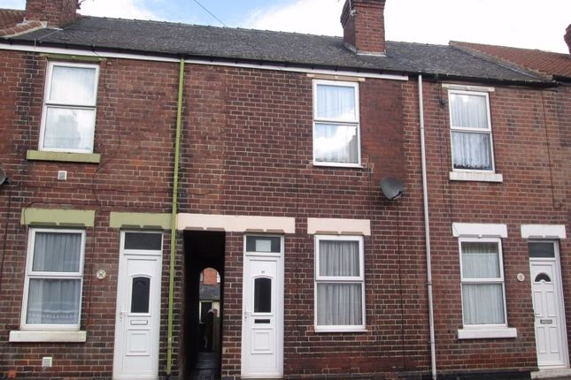 Thumbnail Terraced house to rent in Clifton Avenue, Clifton, Rotherham