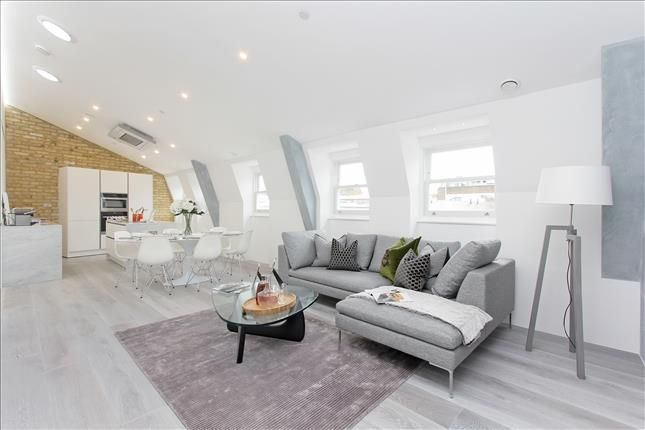 Thumbnail Flat for sale in Penthouse Apartment, Hop Studios, London