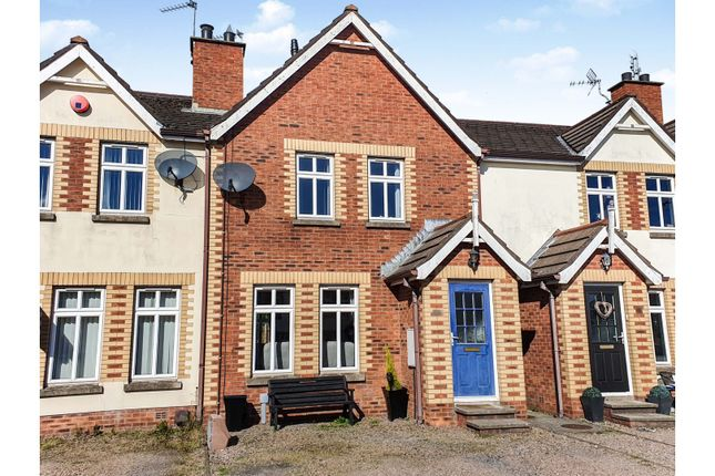 3 bed terraced house for sale in Hawthorne Court, Bangor BT20