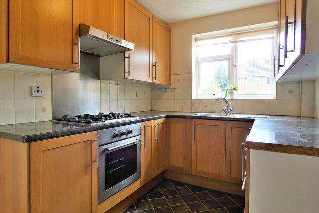 Kitchen of Danbury Drive, Stadium Estate, Leicester LE4