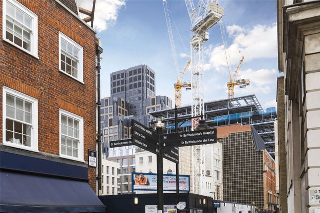 Thumbnail Flat for sale in Barts Square, West Smithfield