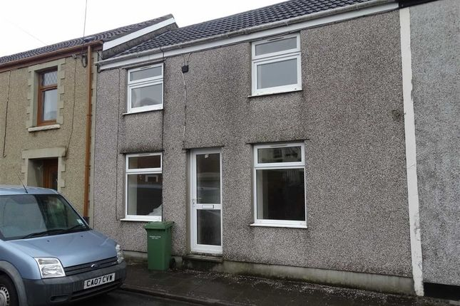 Thumbnail Terraced house to rent in John Street, Aberdare, Rhondda Cynon Taf