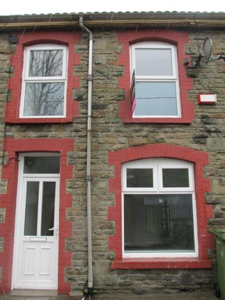 Thumbnail Terraced house to rent in Upper Stanley Terrace, Elliots Town, New Tredegar