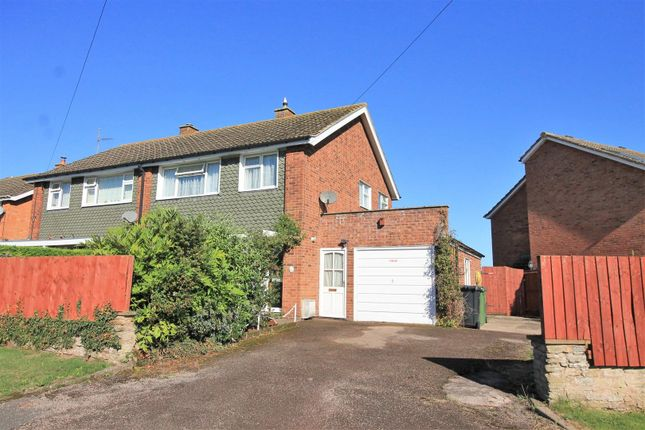 Thumbnail Semi-detached house for sale in Pleasant Row, Hereford