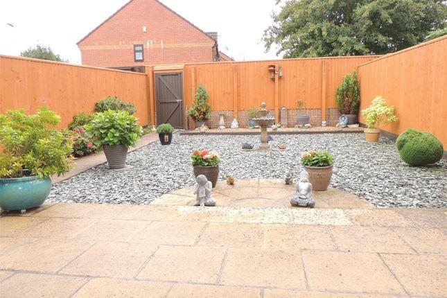 Rear Garden of Albany Way, Warmley, Bristol BS30