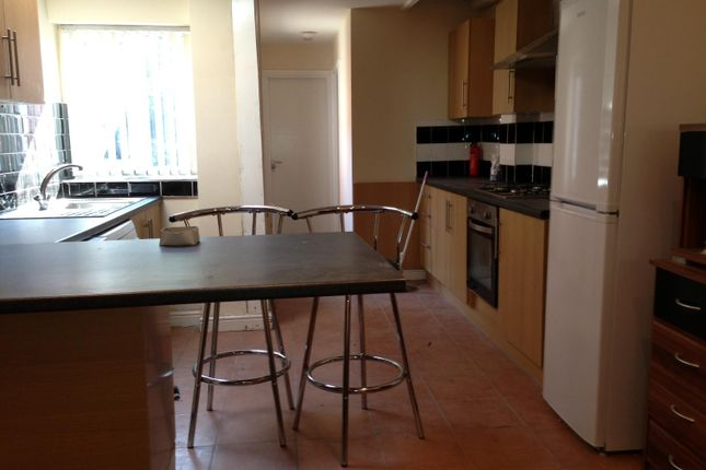6 bed terraced house to rent in Teignmouth Road, Selly Oak