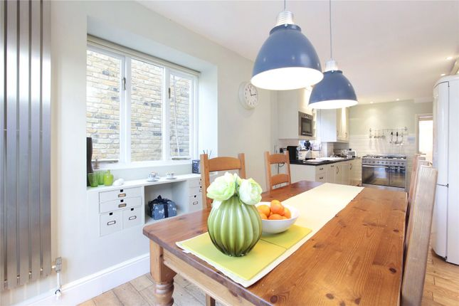 Thumbnail Semi-detached house for sale in St James's Drive, Wandsworth Common, London