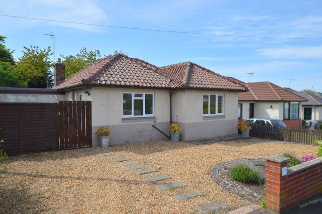 Thumbnail Detached bungalow for sale in Mansefield Road, Tweedmouth, Berwick Upon Tweed, Northumberland