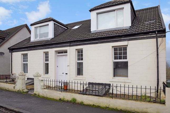 Thumbnail Flat for sale in Cross Road, Paisley
