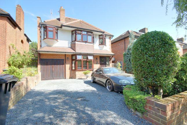 Thumbnail Detached house for sale in Oakwood Park Road, Southgate