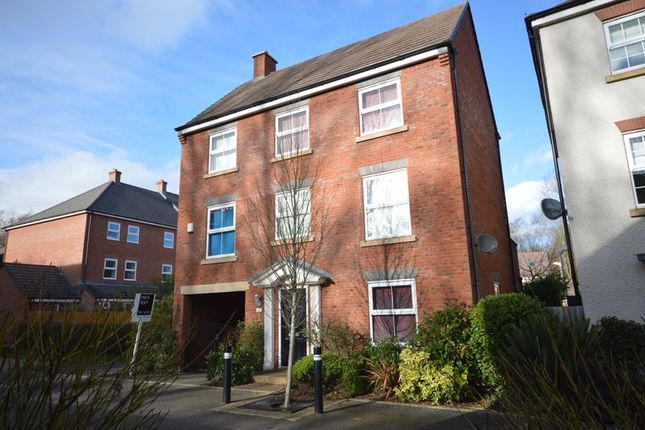 Thumbnail Detached house for sale in The Dingle, Doseley, Telford, Shropshire.