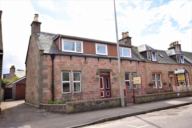 Thumbnail Terraced house for sale in Fairfield Road, Inverness