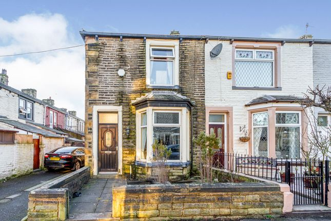 3 bed end terrace house for sale in Mitella Street, Burnley, Lancashire BB10