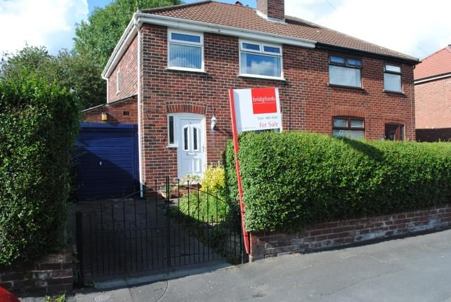 Thumbnail Semi-detached house for sale in Dorset Avenue, Cheadle Hulme, Cheadle, Greater Manchester