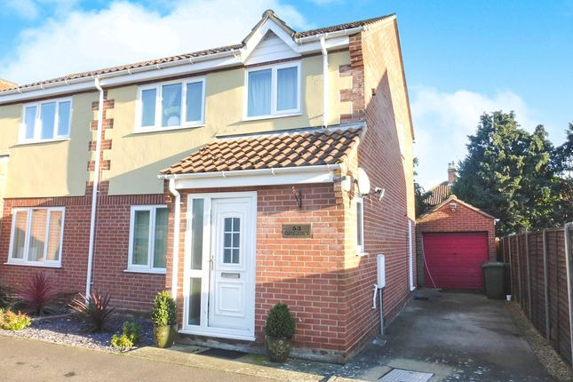 3 bed semi-detached house for sale in Edenside Drive