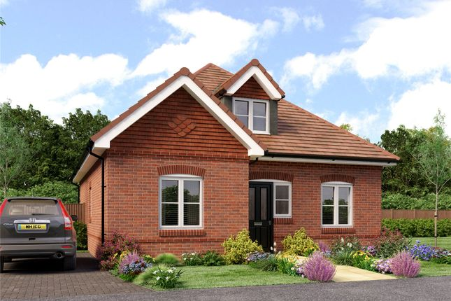 Thumbnail Bungalow for sale in Lymington Bottom Road, Medstead, Alton, Hampshire