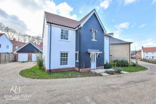 Thumbnail Detached house for sale in Swallowtail Glade, Stanway, Colchester, Essex
