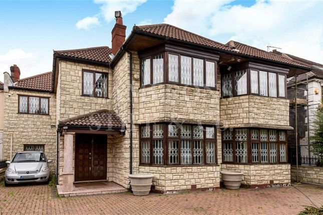 Thumbnail Detached house for sale in Aylestone Avenue, Brondesbury Park, London