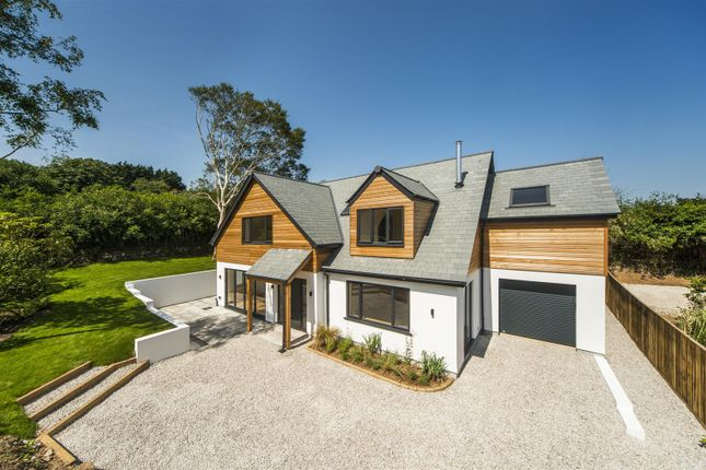 Thumbnail Detached house for sale in Coombe Terrace, Coombe Lane, Bissoe, Truro