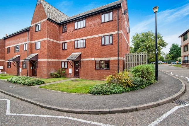 Thumbnail Flat for sale in The Beeches, Out Risbygate, Bury St. Edmunds