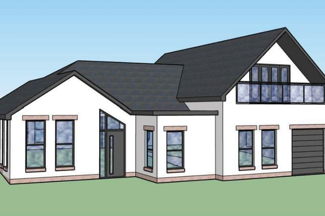 Thumbnail Detached house for sale in Upper Colquhoun Street, Plot 1, Helensburgh, Argyll & Bute