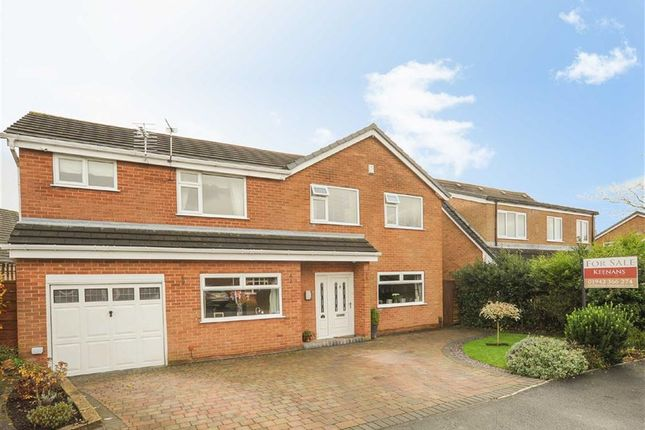 Thumbnail Detached house for sale in Riding Close, Astley, Tyldesley
