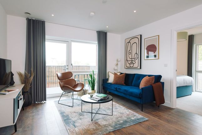 Thumbnail Flat to rent in Barking Wharf Square, Barking